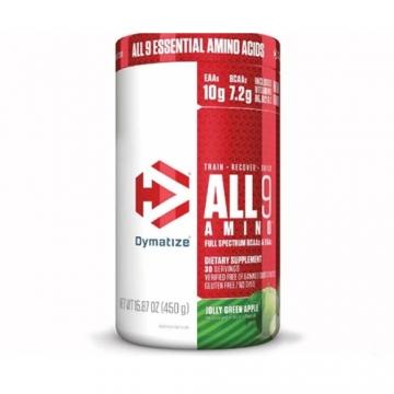 Dymatize All 9 Amino (30 serv) (50% OFF - short exp. date)