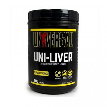 Universal Nutrition Uni-Liver (500 Tabs)