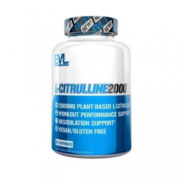 Evl Nutrition L-Citrulline (90 Caps)