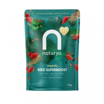 Naturya Superfoods Organic Superfood Breakfast Boost (150g)