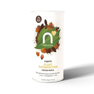 Naturya Superfoods Organic Plant SuperProtein (210g)