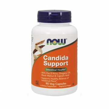 Now Foods Candida Support (90)