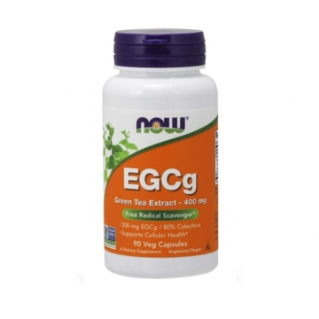 Now Foods EGCg Green Tea Extract 400mg (90)