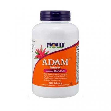 Now Foods ADAM (120 tabs)