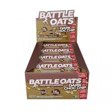 Battle Snacks Flapjacks (12x70g)