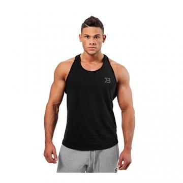 Better Bodies Essential T-Back (Black)