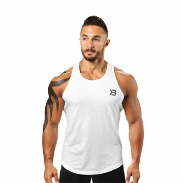 Better Bodies Essential T-Back (White)