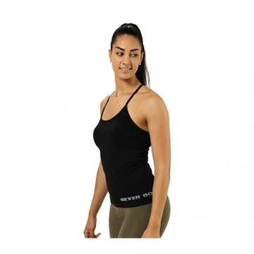 Better Bodies Chrystie Tank (Black)