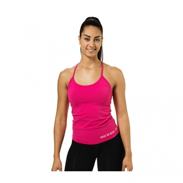 Better Bodies Chrystie Tank (Hot Pink)