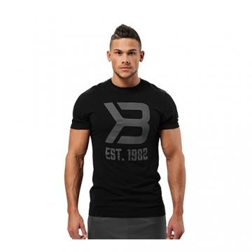 Better Bodies Washington Tee (Black)