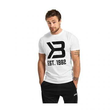 Better Bodies Washington Tee (White)