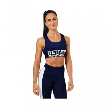 Better Bodies Bowery Sports Bra (Dark Navy)