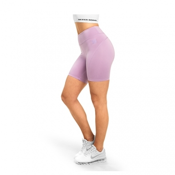 Better Bodies Chrystie Shorts (Lilac)