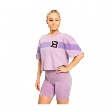 Better Bodies Chrystie Tee (Lilac)
