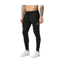 Better Bodies Tapered Joggers (Black)