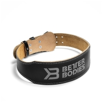 Better Bodies Weight Lifting Belt (Black)