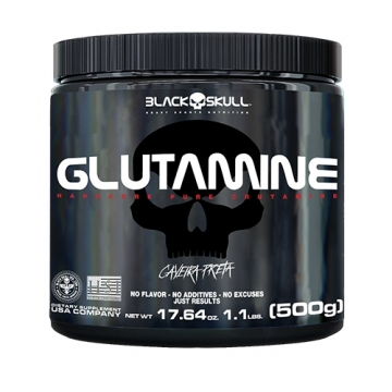 Blackskull USA Glutamine (500g)