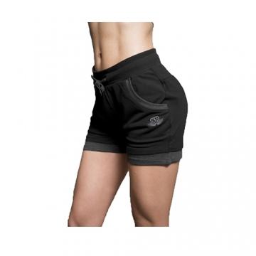 Body Engineers Aurora Double Short (Black)