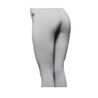 Body Engineers Basix Legging (Gray Melange)