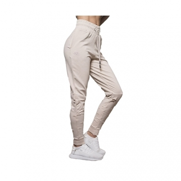 Body Engineers Double Destroyed Jogger (Beige)