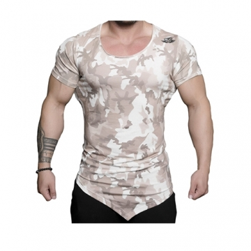 Body Engineers Nocte T-Shirt (Sand Camo)