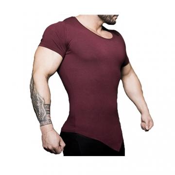 Body Engineers Nocte T-Shirt (Burgundy)