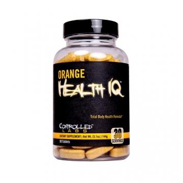 Controlled Labs Orange Health IQ (90 Tabs)