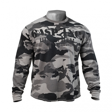 GASP Thermal Gym Sweater (Tactical Camo)