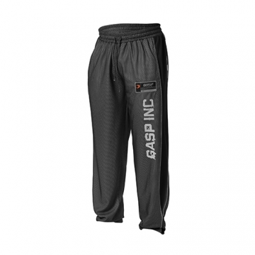 GASP No1 Mesh Pants (Black)