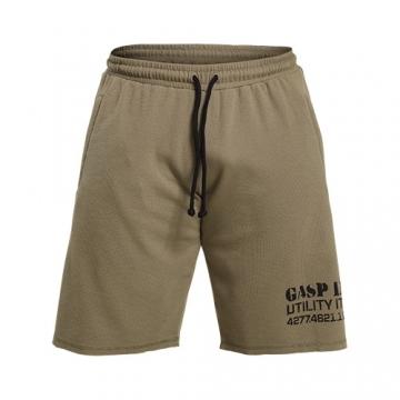 GASP Thermal Shorts (Wash Green)