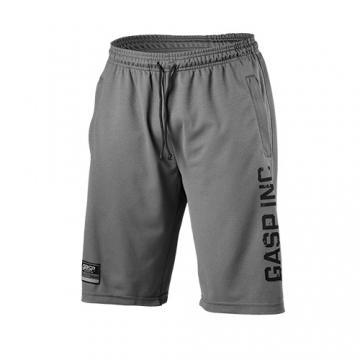GASP No 89 Mesh Shorts (Grey)