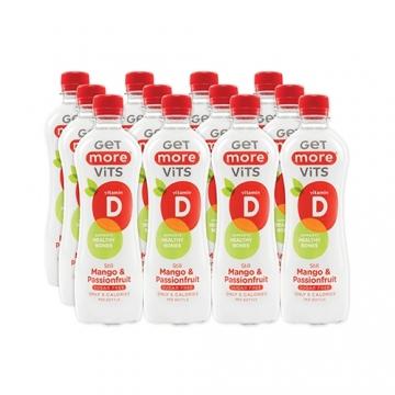 Get More Vits Get More Vitamin D (12x500ml)