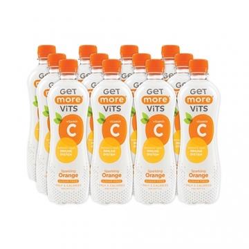 Get More Vits Get More Vitamin C (12x500ml)