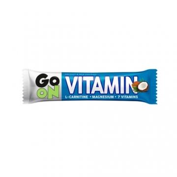 Go On Nutrition Vitamin Bar (24x50g)
