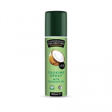 International Collection Cooking Spray Coconut (190ml)