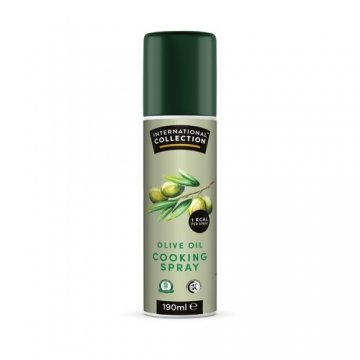 International Collection Cooking Spray Olive (190ml)