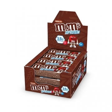 Mars Protein M&M's Protein Chocolate Bar (12x51g)