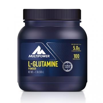 Multipower L-Glutamine (500g)