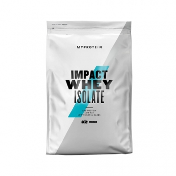 Myprotein Impact Whey Isolate (2500g)