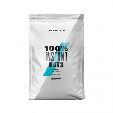 Myprotein 100% Instant Oats - Unflavored (2500g)