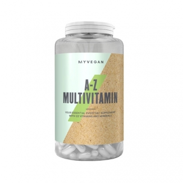 Myprotein Vegan A-Z Multivitamin (180 caps)