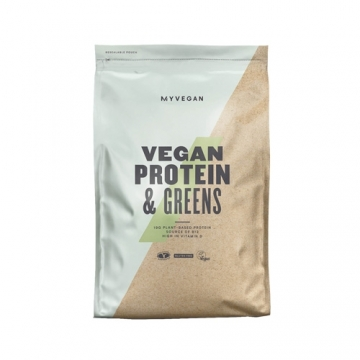 Myprotein Vegan Protein & Greens (1000g) (50% OFF - short exp. date)
