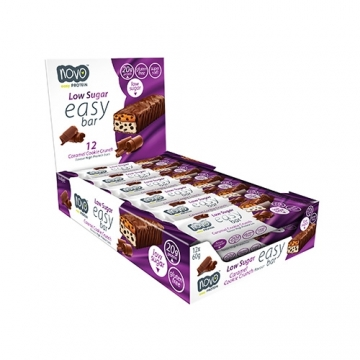 Novo Nutrition Protein Easy Bar (12x60g)