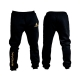 Peak Sportswear Men Sweatpant - PEAK 2.0 (Black/Gold)