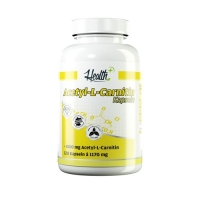 Zec+ Health+ Acetyl L-Carnitine (120 Caps)