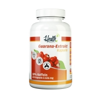 Zec+ Health+ Guarana Extract (120 Caps)
