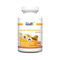 Zec+ Health+ Pineapple-Papaya Enzyme (120)