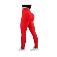 Zec+ Sportswear Leggings Perfect Shape Red