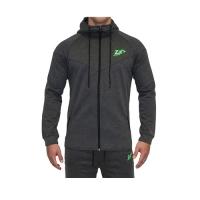 Zec+ Sportswear Hoodie New School Grey