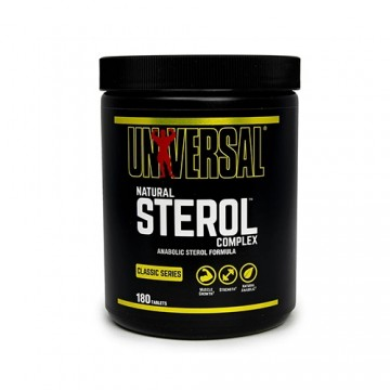 Universal Nutrition Natural Sterol Complex (180)